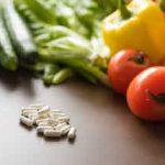 野菜とサプリメント